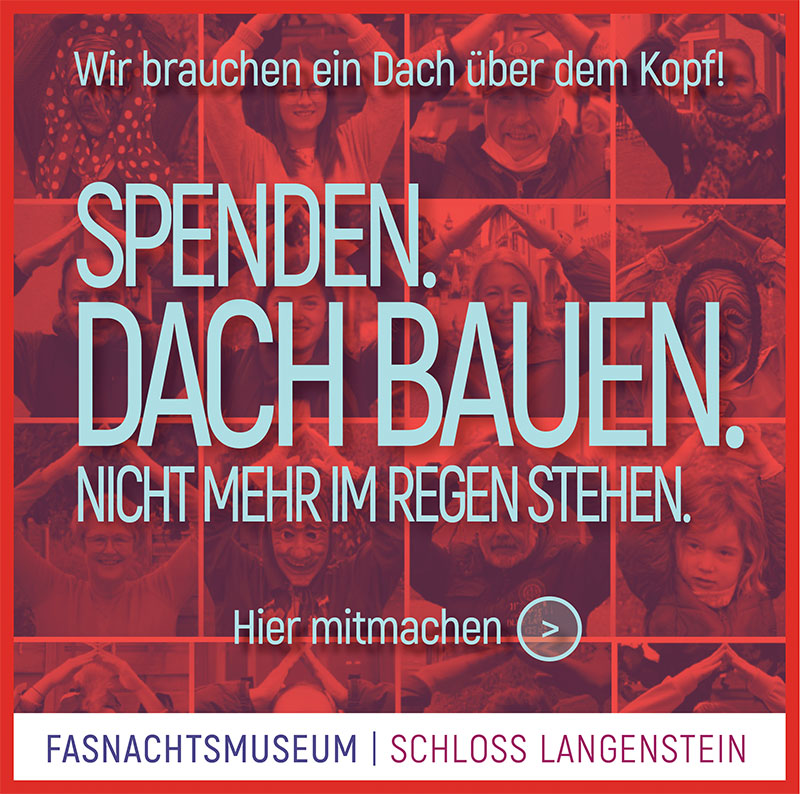 Spende Fasnachtsmuseum